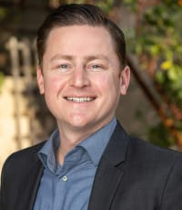 Chris Backer is a realtor for Global Living, a real estate company in Marin County.