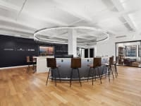 Corcoran Agent Studio in Manhattan's Gramercy neighborhood
