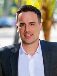 Jonathan Bachschmidt, a top real estate agent in South Florida for Corcoran, a real estate company in Surfside / Bal Harbour.