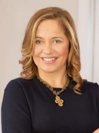 Anja Breden, a top real estate agent in The Hamptons for Corcoran, a real estate company in Sag Harbor.