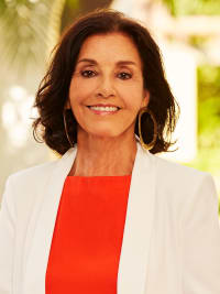 Fortune Beriro, a top real estate agent in South Florida for Corcoran, a real estate company in Palm Beach.