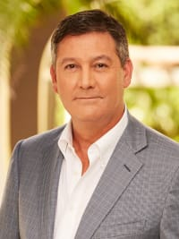 John Campbell, a top real estate agent in South Florida for Corcoran, a real estate company in Palm Beach.