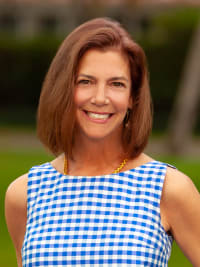 Wendy Bowes, a top real estate agent in South Florida for Corcoran, a real estate company in Palm Beach.