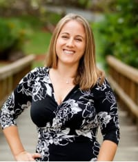 Melissa Afonso, a top real estate agent in South Florida for Corcoran, a real estate company in Delray Beach/Gulf Stream.