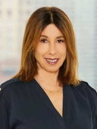 Francine Albert, a top real estate agent in New York City for Corcoran, a real estate company in Park Avenue South.