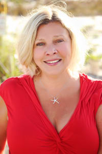 Nancy Abraham is a realtor for Reverie, a real estate company in Highway 30A.