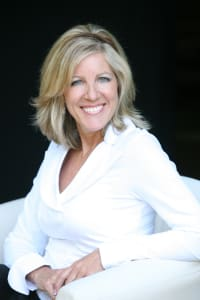 Cheryl Amari is a realtor for Reverie, a real estate company in Highway 30A.