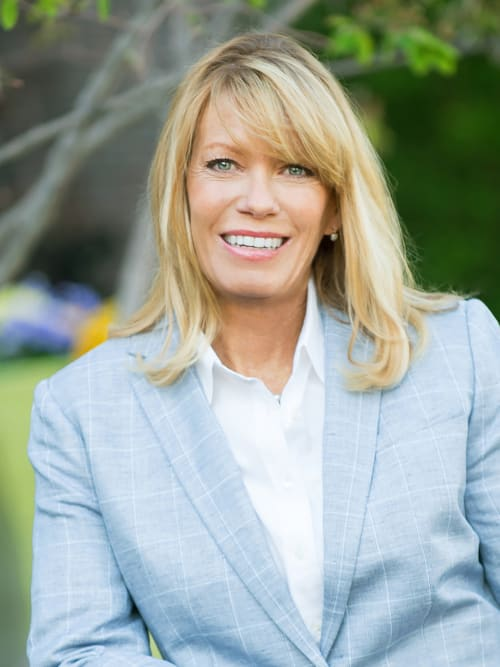 Gina Cornelison, a top real estate agent in New York City for Corcoran, a real estate firm in Cherry Creek / Headquarters.