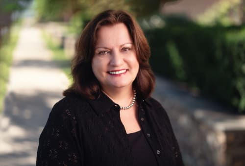 Katherine Briskin is a realtor for undefined, a real estate company in Irvington.