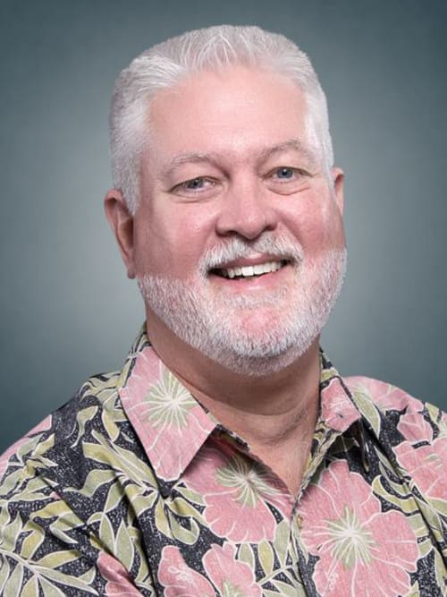 Jeff Calley is a realtor for undefined, a real estate company in Hilo, Hawaii.