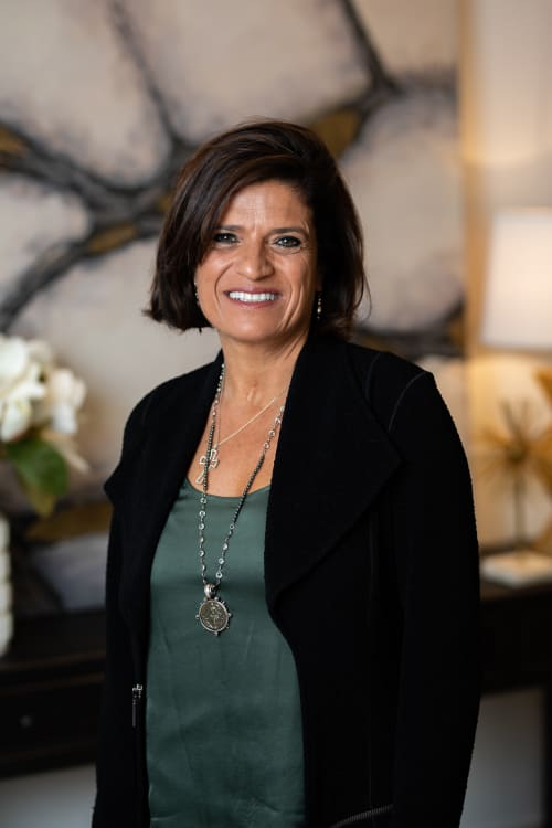 Vivian  DePaola is a realtor for undefined, a real estate company in Landmark.