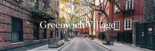 banner image for Greenwich Village