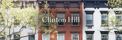 banner image for Clinton Hill