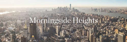 banner image for Morningside Heights