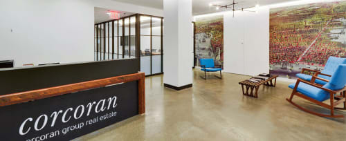 The Corcoran Group/Affiliate DBA null real estate office