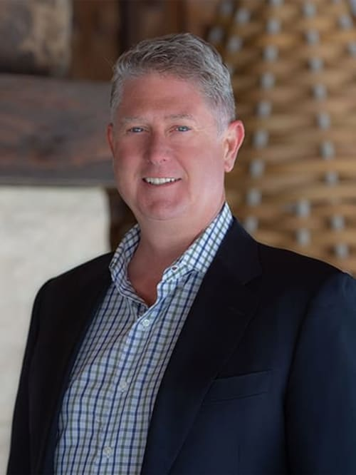 Darin Vicknair is a realtor for undefined, a real estate company in Reno.