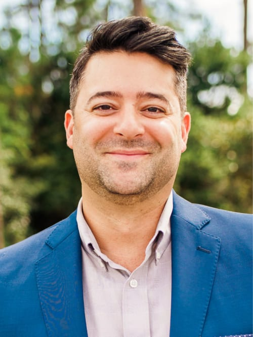 Josh Jimenez is a realtor for undefined, a real estate company in Highway 30A.
