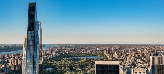 NYC new condo developments 2020