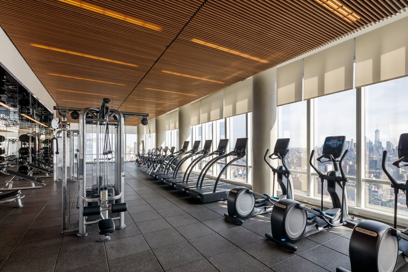 3,500 SF Fitness Center by The Wright Fit