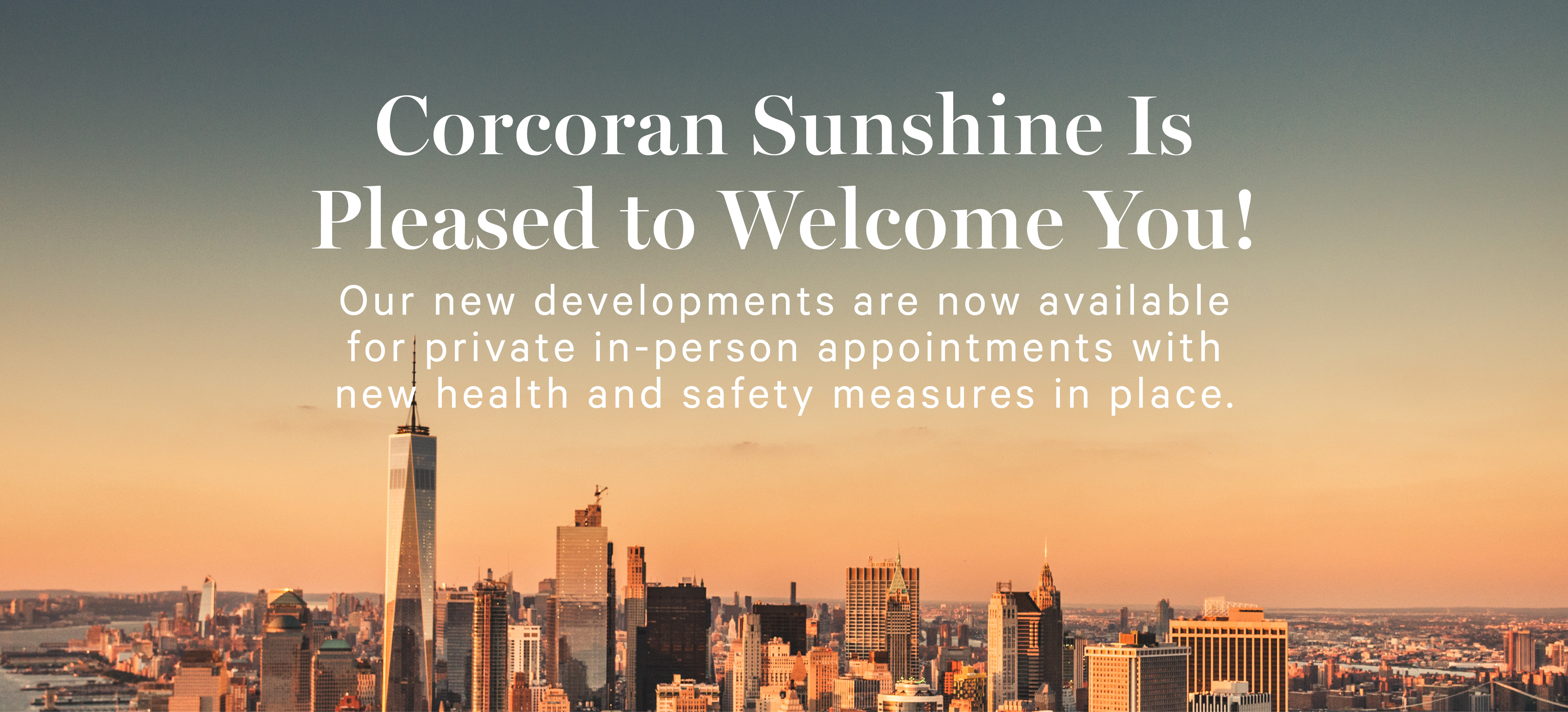 Find Luxury New Development Real Estate in New York City | The Corcoran Group
