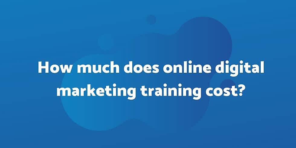 Cost of Digital Marketing Training in Nigeria