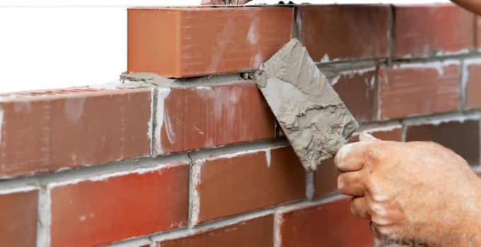 Cost of Brick Wall Per M2 in South Africa 2021