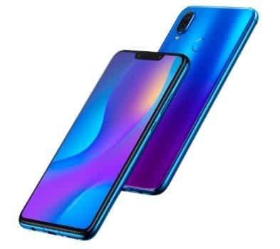 Huwaei Nova 3i-The Best Android Phones in Nigeria under ₦100,000