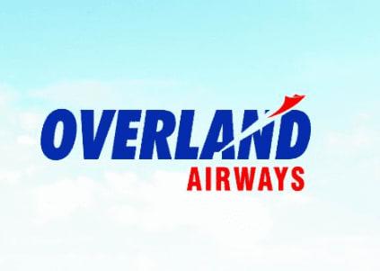 Overland Airways Online Booking
