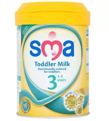 Toddler Milk price