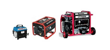 Small Generators in Nigeria: Prices,Specs and Review