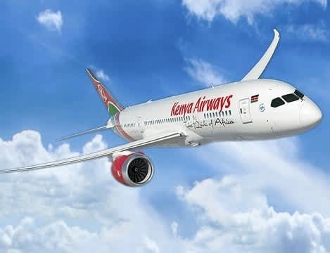 Kenya Airways Nigeria Bookings