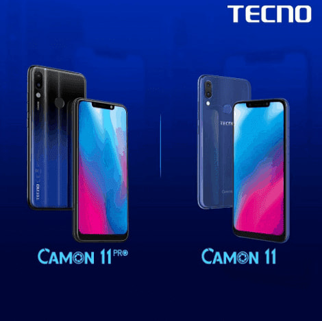 camon 11 and 11 pro-Prices Of Tecno Camon 11 & 11 Pro in Nigeria - Review and Specs (2020)