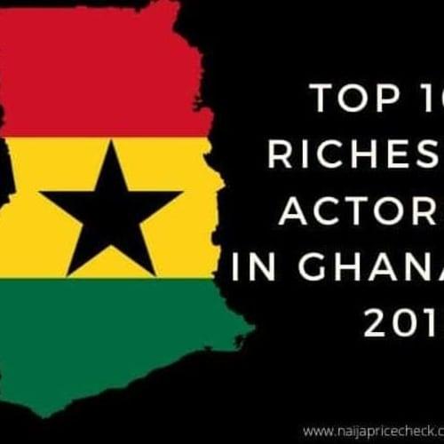 Top Ghanaian actors