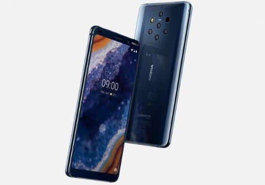 Price of Nokia 9 Pureview In Nigeria(2020)