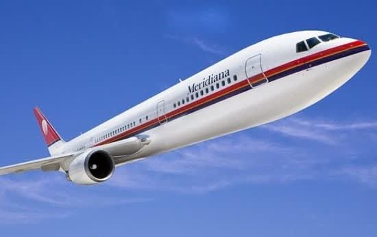 Meridiana airline online flight booking in Nigeria