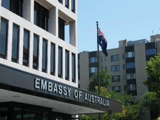 Australian Embassy in Ghana