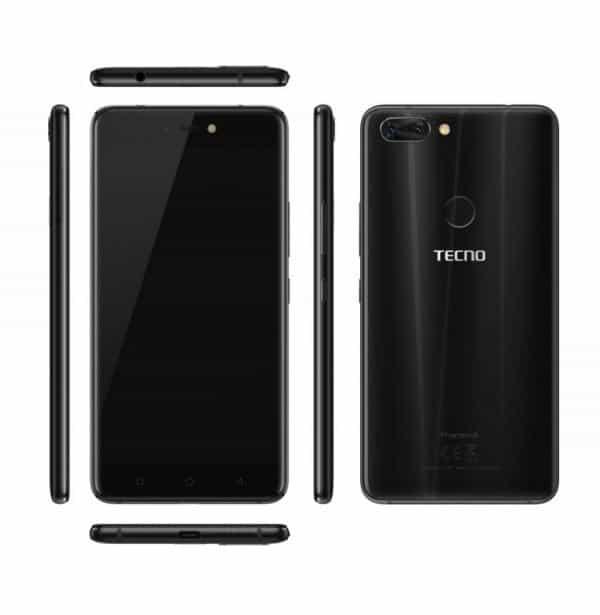 Tecno Phantom 8 price in Nigeria
