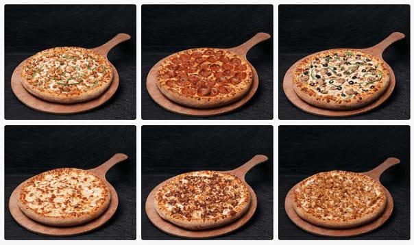 domino's speciality pizza