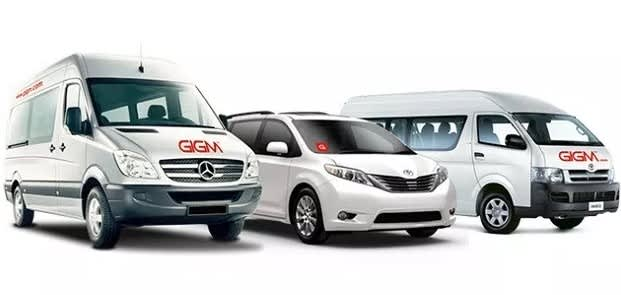 GIGM Online Booking