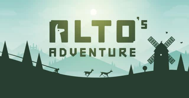 Alto's adventure -offline action games