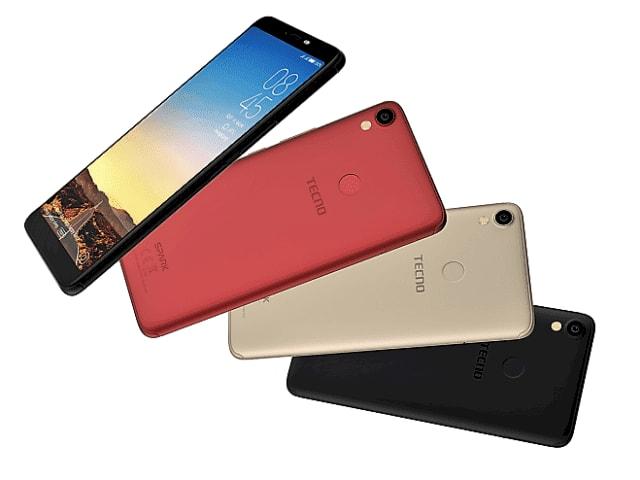 Tecno Spark 2 - Tecno phone prices in nigeria