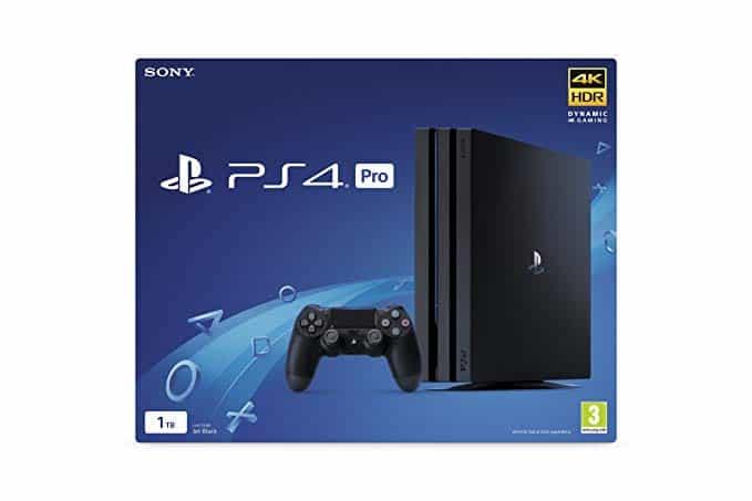 PS4 Pro console in Nigeria 2020