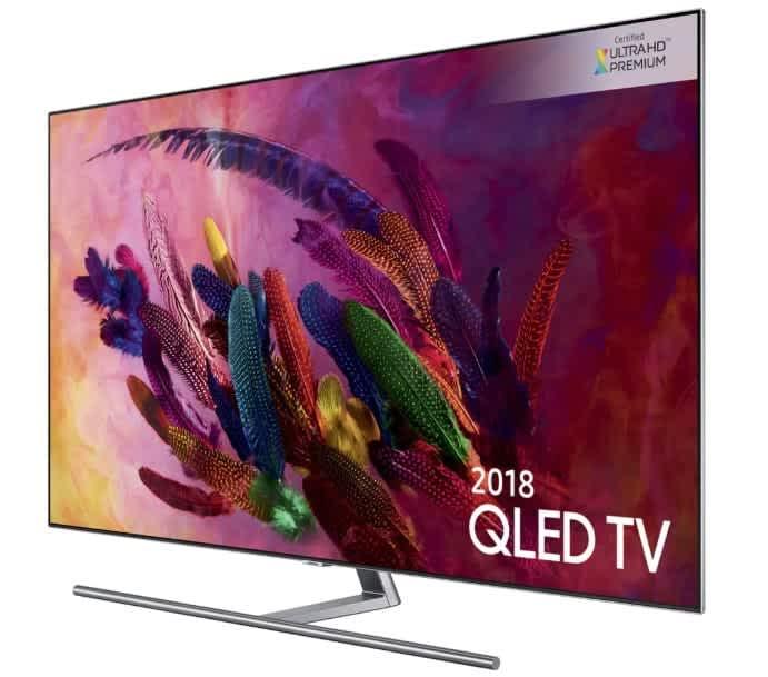 QLED TV in Nigeria