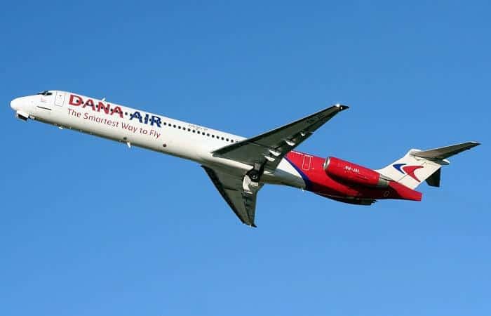 Dana Airline Booking 2020 (How to Book Flights Online)