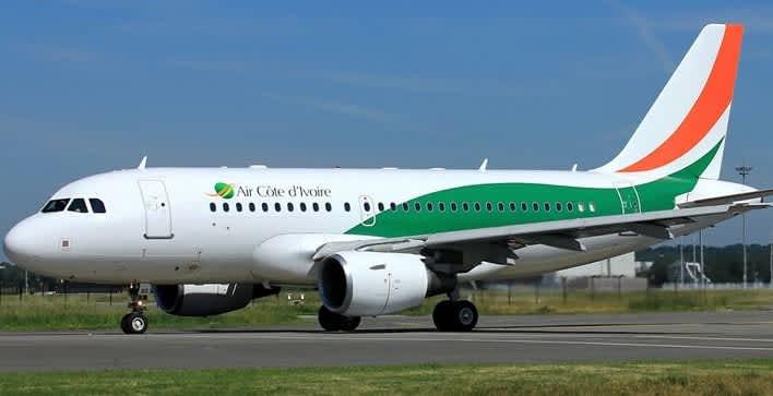 Air Cote dÍvore flight booking in Nigeria