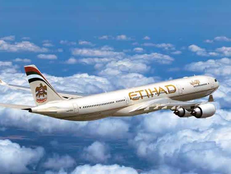 Etihad Airways Flight Booking