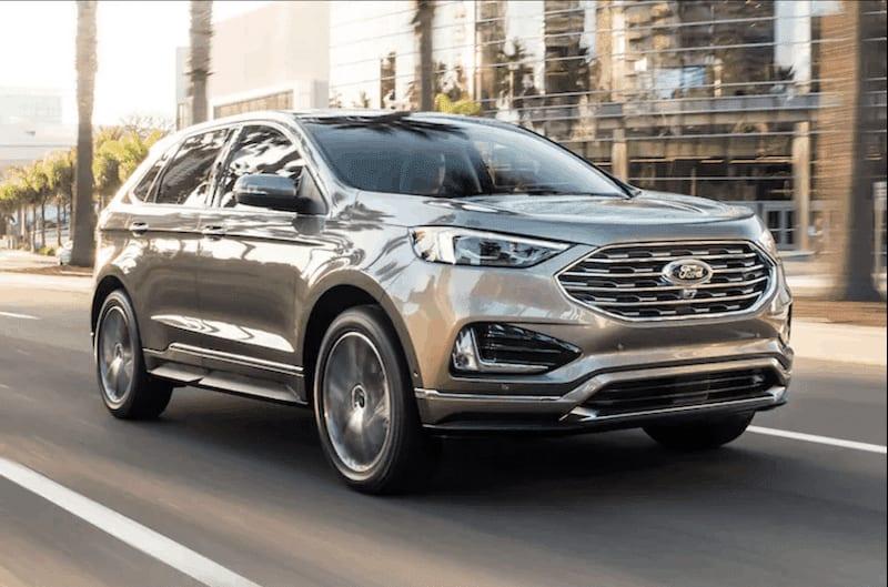 Price of Ford Edge in Nigeria