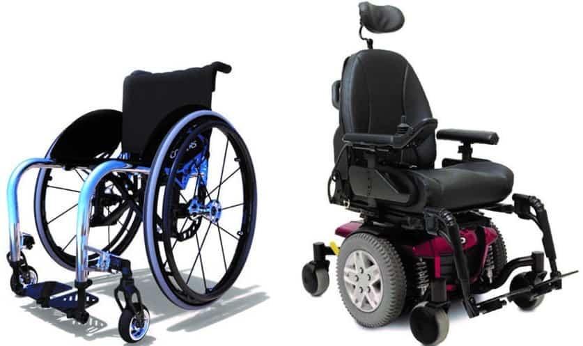 Various Wheelchairs in Nigeria