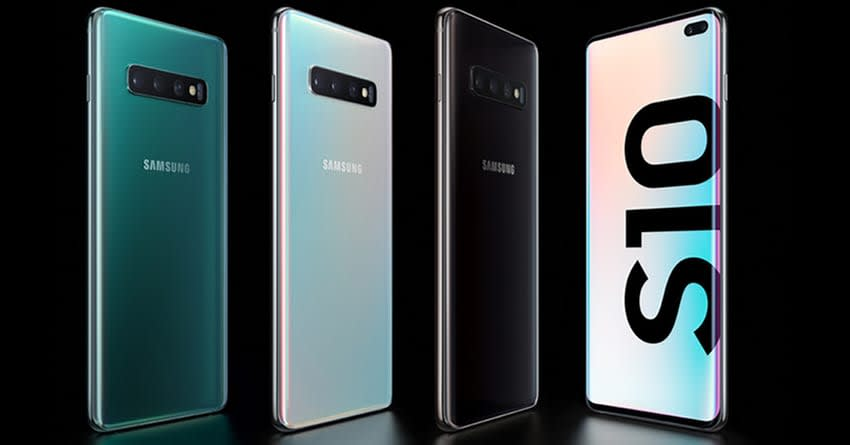 Review,and Price of Samsung Galaxy S10 in Nigeria