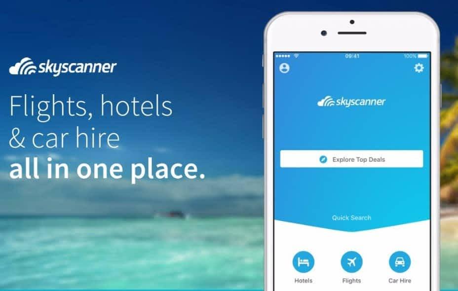 Skyscanner Flights (All about Skyscanner Flight Bookings in Nigeria)